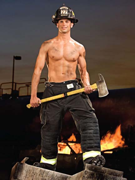 Firefighter online dating